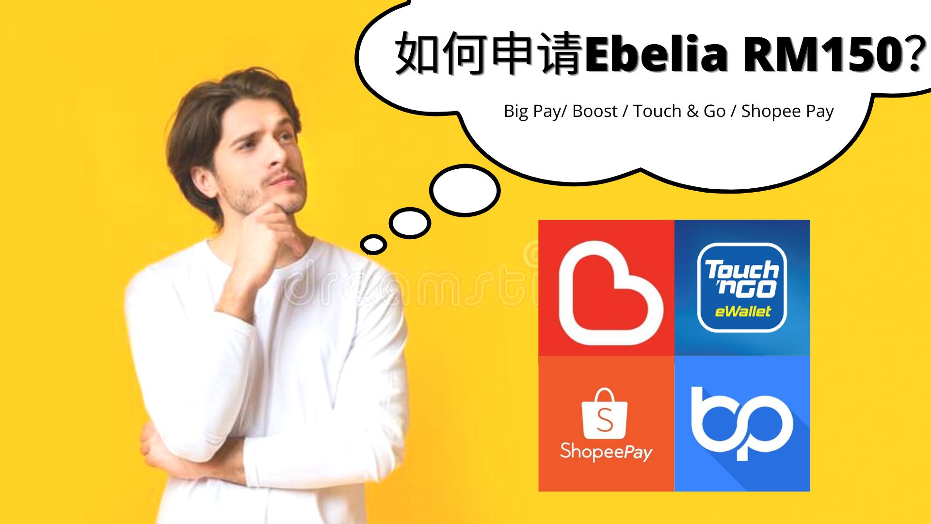 如何申请Ebelia RM150?